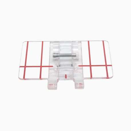 sewing machine accessories transparent parallel sewing presser RJ-602 Foot 605 For Janome brother juki singer and so on