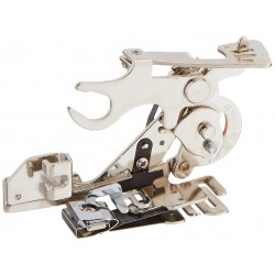 Ruffler Sewing Machine Presser Foot - Fits All Low Shank Usha , Singer, Brother, Husqvarna, Juki, Bernina  Sewing Machines