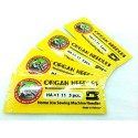 Original Organ Needles 4packs , Ha * 11 No. Works With All Automatic Home Use Machine Needles ( Usha / Singer / Brother)