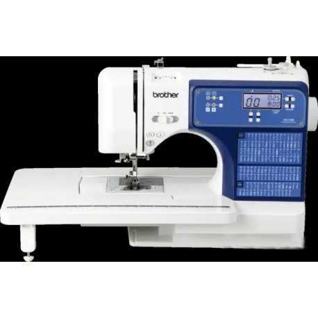 Genuine authorized Brother DS1300 electronic desktop multi function household sewing eat thick sewing machine Specials