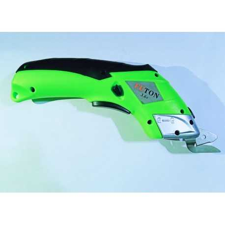 Futon Best 110V-220V Electric Cordless Chargeable Fabric Sewing Scissors