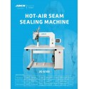 Jack  JK 6100 Hot Air Seam Sealing Machine