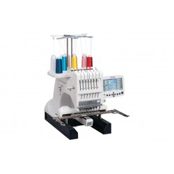 Usha Janome MB 7 Embroidery Machine ( 7 Needle)