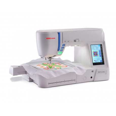 Usha janome Memory Craft Skyline S9