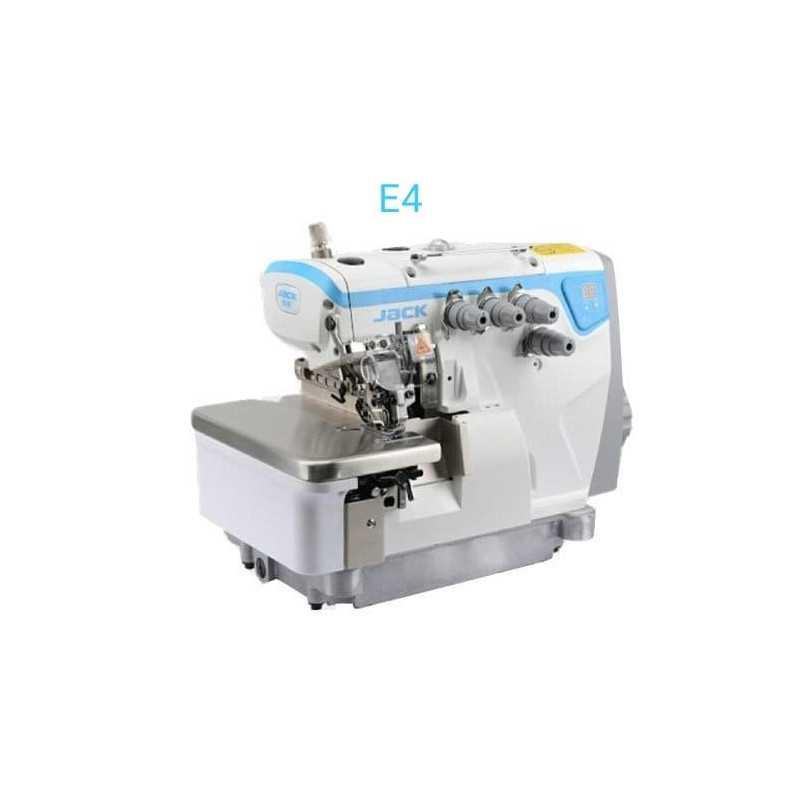 Automatic Jack E4-4 Threads Overlock Machine