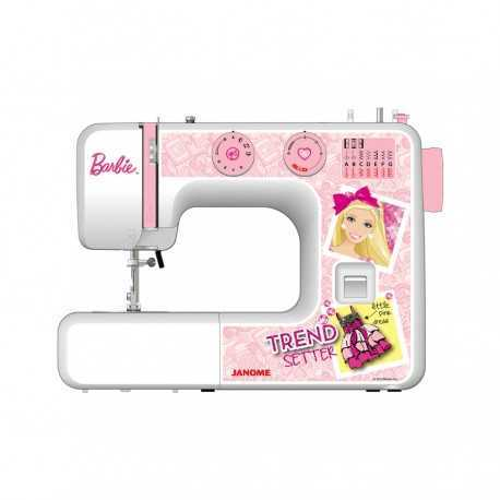Usha Janome My Fab Barbie 21 Stitch Sewing Machine