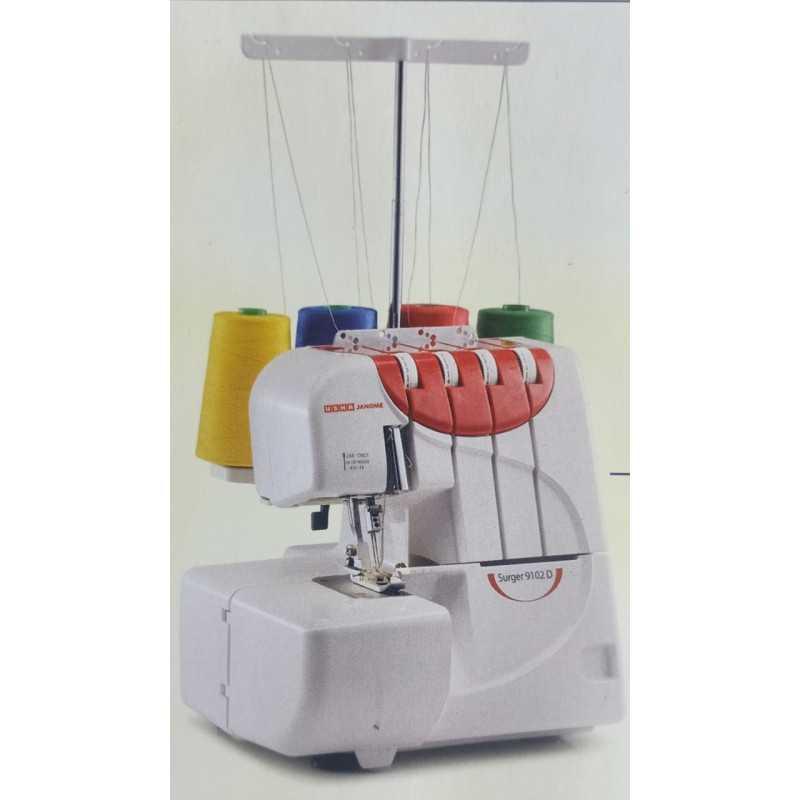 Usha Janome Surger 9102D Specialised Surging Machine