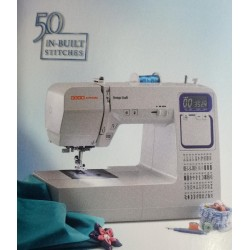 Usha Janome Design Craft Computerised Sewing Machine