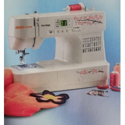 Usha Janome Sew Magic Computerised Sewing Machine
