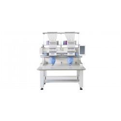 Fortever FT-1202HC/1502HC(400*500mm) Dual Head High Speed Embroidery machine