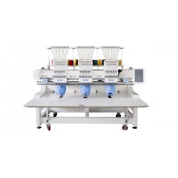Fortever FT-1203HC/1503HC Triple Head High Speed Embroidery machine