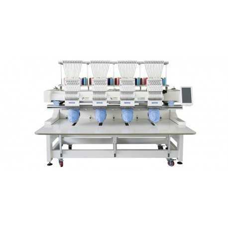 Fortever FT-1204HC/1504HC Four Head High Speed Embroidery machine