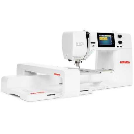 Bernina B 500 Embroidery Machine