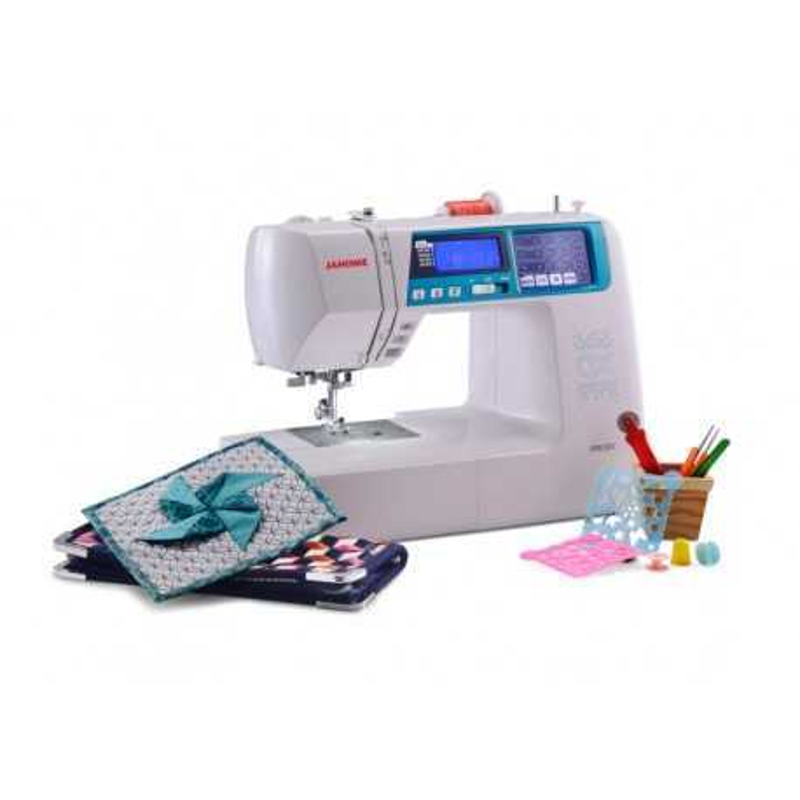 Usha Janome Quilt Magic Computerised Sewing Machine
