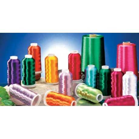 Branded Embroidery Thread Rill High Quality 10 Pices Mix Colur