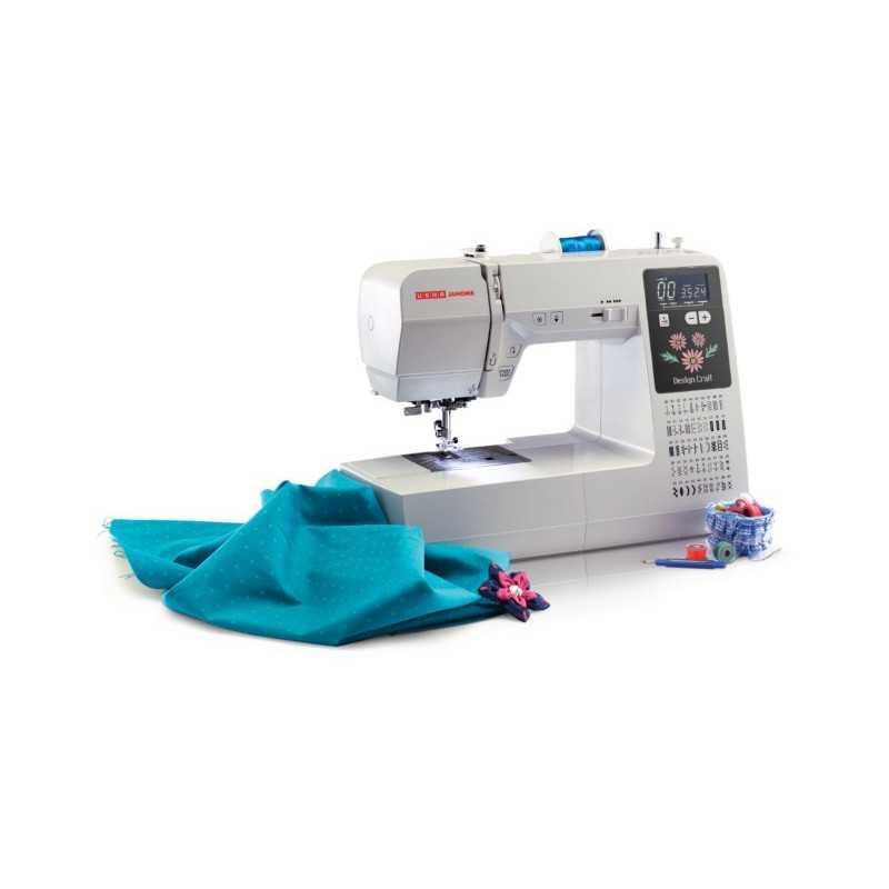 Usha Design Draft Computerized Sewing Machine