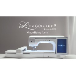Brother Luminaire 2 Innov-ìs XP2 Sewing Quilting & Embroidery Machine