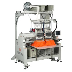 Ricoma CHT2 1502-LC SERIES Embroidery | Laser Cutting