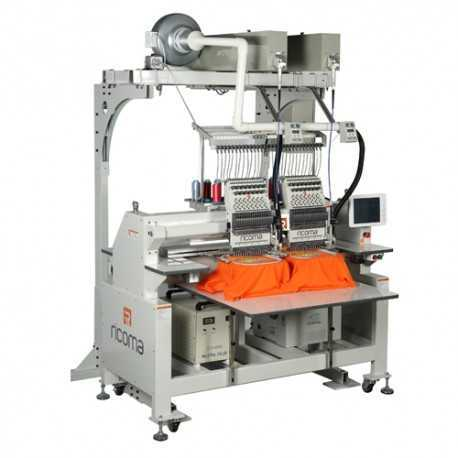 Ricoma CHT2 1502-LC SERIES Embroidery   Laser Cutting