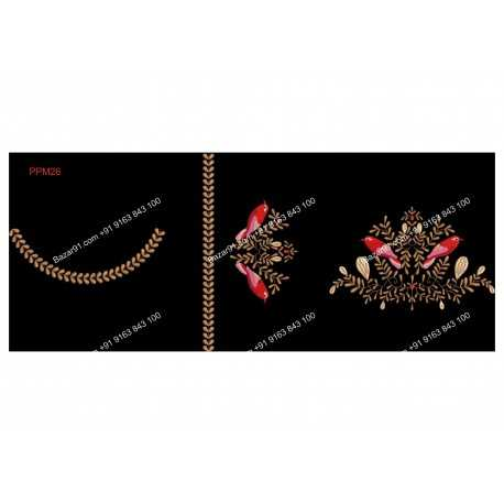 South Collection Neck Design PPM26