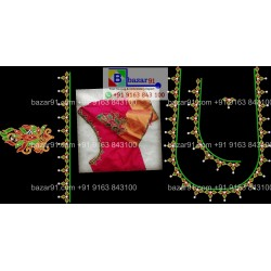 South Indian Embroidery Neck Design Collection PPM32