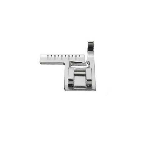Stitch guider presser foot for all type automatic sewing machine - usha-singer-brother-juki etc