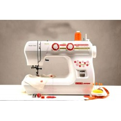 Usha Janome Wonder Stitch Automatic ZigZag Sewing Machine With Hard Cover