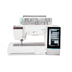 Usha Janome Memory Craft 15000 Embroidery Sewing Machine