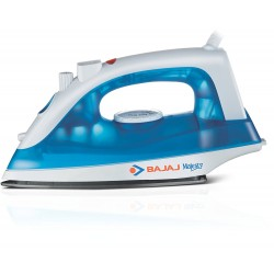 Bajaj Majesty MX 20 1200-Watt Steam Iron (Blue and White)