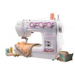 Usha Janome Wonder Stitch Plus With Hard Cover And More Advanced Features