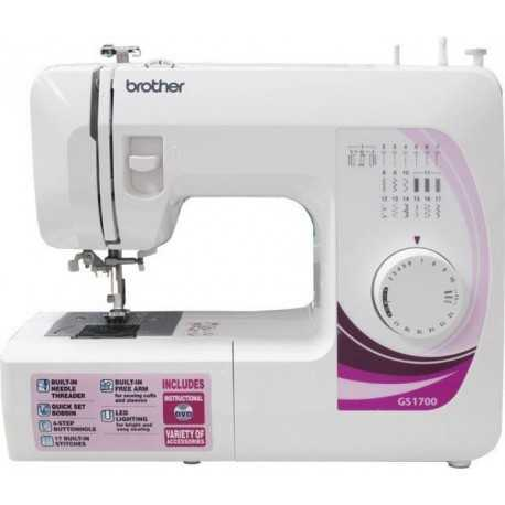 Brother GS 1700 Automatic Zigzag Sewing Machine