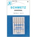 Schmetz Universal Sewing Machine Needles (10pcs)130/705H 15x1H Size 90/14