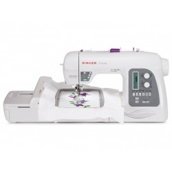 Singer XL-550 | FUTURA stitching and embroidery machine
