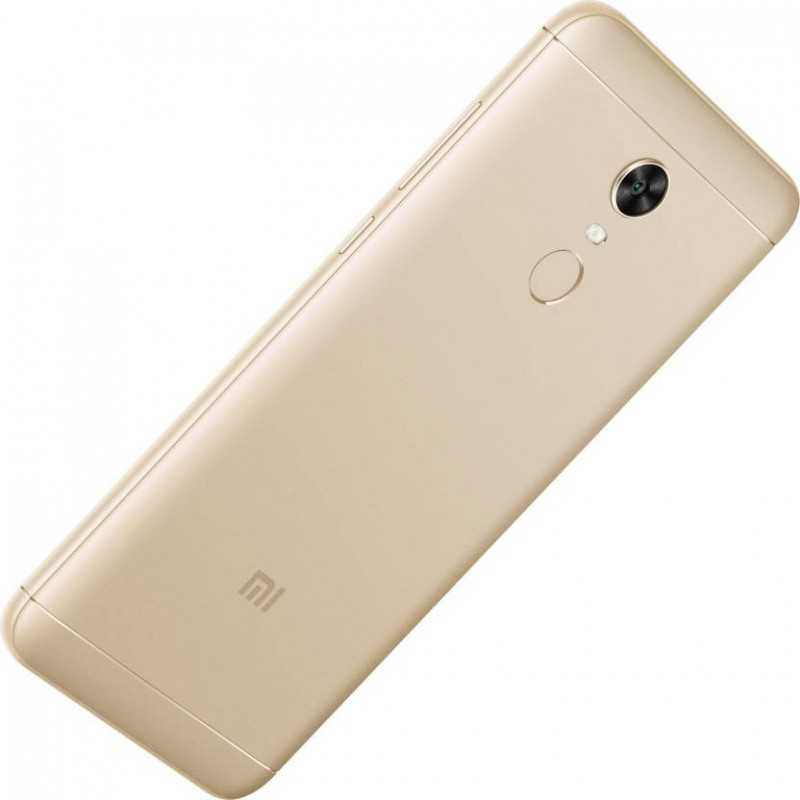 Buy Now Redmi Note 5 Gold 64 Gb 4 Gb Ram Best Online Price