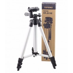 Folding light weight tripod for camera and mobile