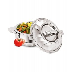 NanoNine Hot Serve Stainless Steel Casserole 1200 mm