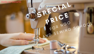 Ngo and sewing schools